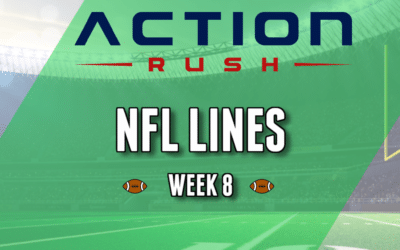 NFL Week 8 Opening Lines: Chiefs Open As Massive 20 Point Favorites Over NY Jets