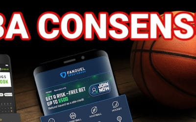 NBA Consensus Picks Tonight: Public Goes Big On Nets Over Rockets