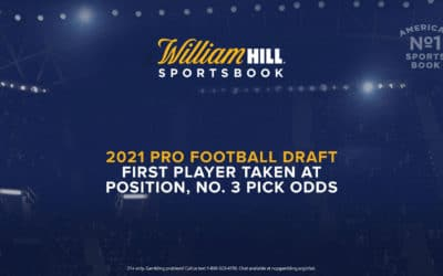 NFL Draft Betting Opportunities Are Filled With Potential Value at William Hill